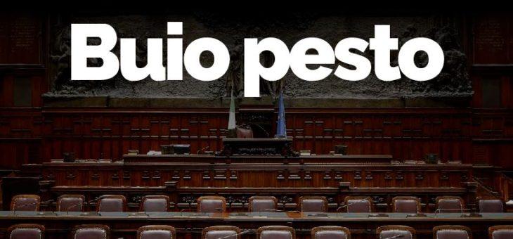 Buio Pesto………ma…