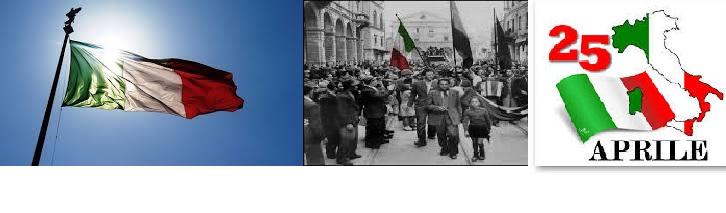 25 Aprile: FESTA della Liberazione