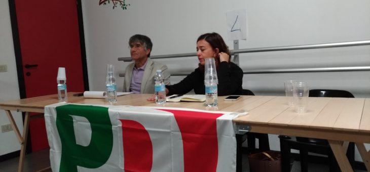 """Assemblea iscritti Circolo PD """"25 Aprile"""""""