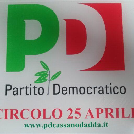 """Circolo PD """"25 Aprile"""" - Cassano d'Adda"""