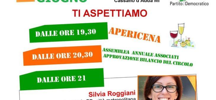 Ad un mese dalle Europee…Silvia Roggiani